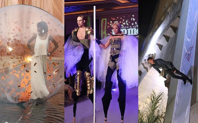 Tuyển tập những sàn catwalk kinh khủng nhất của Vietnams Next Top Model - Ảnh 2.