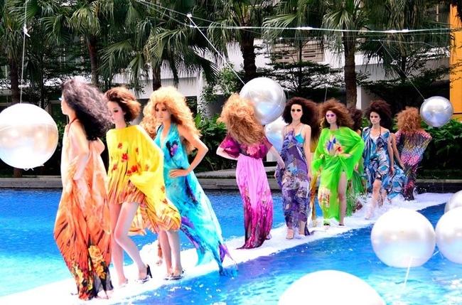 Tuyển tập những sàn catwalk kinh khủng nhất của Vietnams Next Top Model - Ảnh 8.
