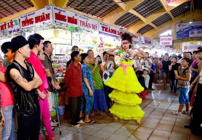 Tuyển tập những sàn catwalk kinh khủng nhất của Vietnams Next Top Model - Ảnh 16.