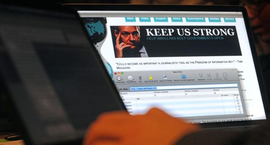 wikileaks se tiet lo 100.000 tai lieu ve goc khuat quyen luc tho nhi ky hinh anh 1