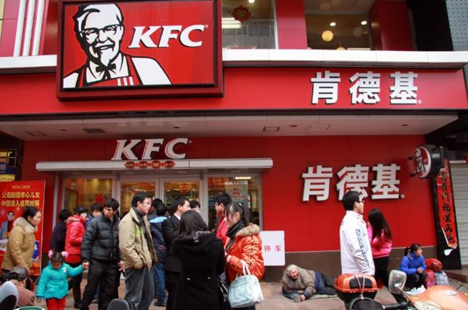 Dan Trung Quoc tay chay KFC sau phan quyet vu kien Bien Dong hinh anh 2