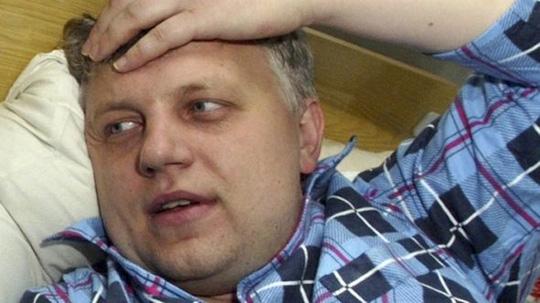 Nhà báo nổi tiếng người Nga Pavel Sheremet Ảnh: AP