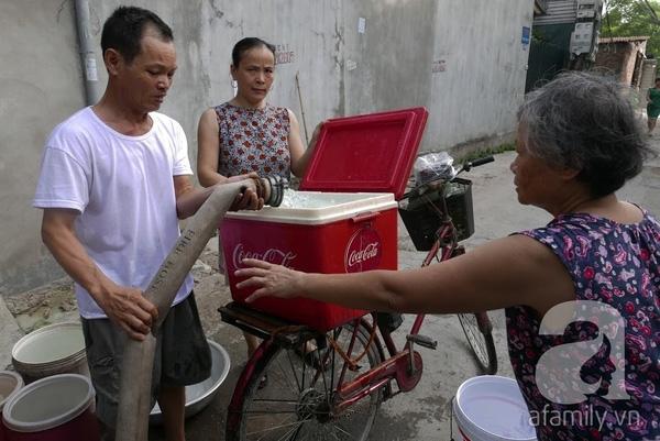 mất nước ở Hoàng Văn Thái
