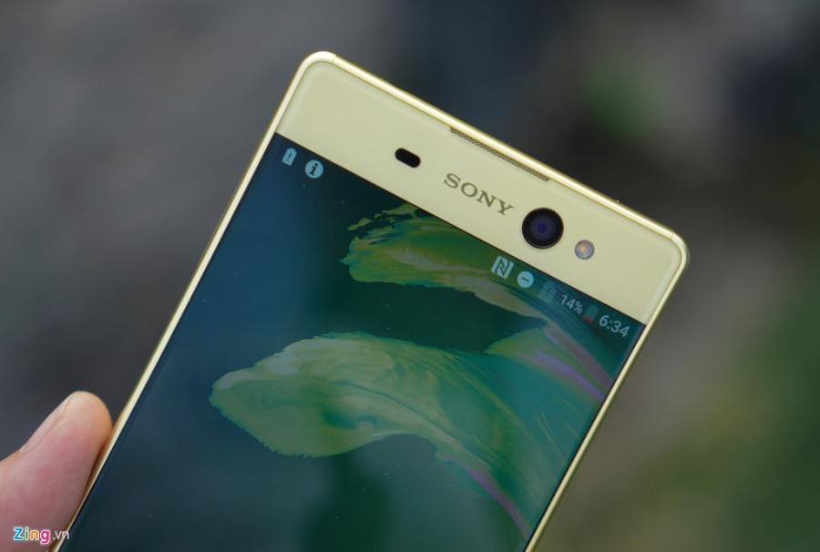 Sony Xperia XA Ultra - phablet dang dep, gia 9 trieu dong hinh anh 10