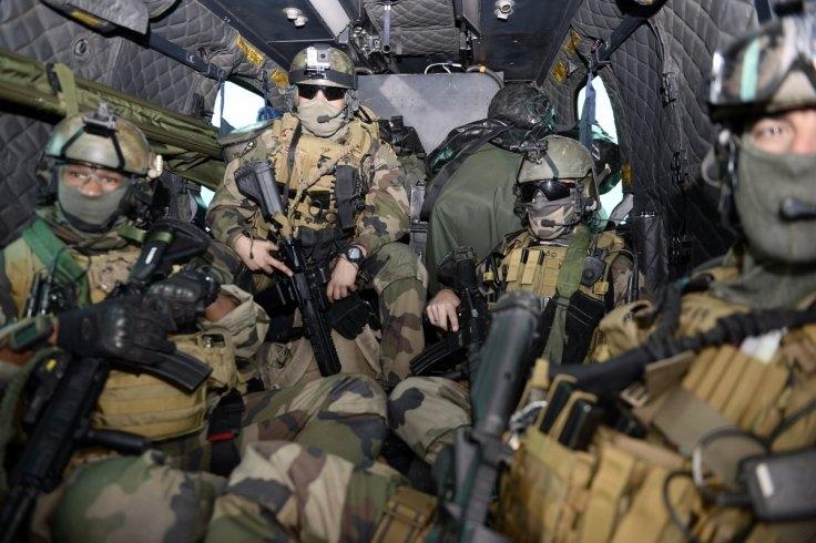 Đặc nhiệm Pháp đã bí mật hoạt động ở Libya. (Ảnh minh họa: AFP)