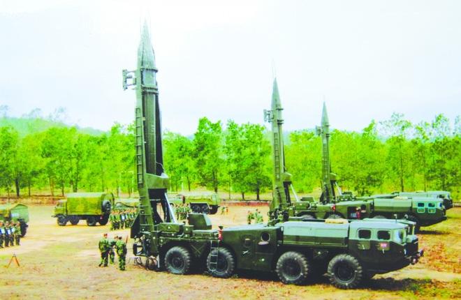 Tư lệnh Binh chủng pháo binh: VN sẽ trang bị tên lửa đối đất mới - Ảnh 1.