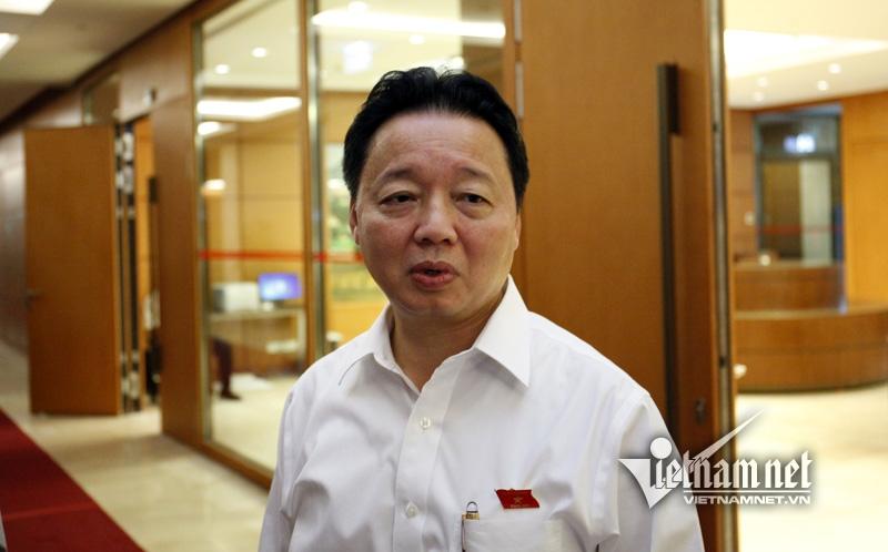 Formosa, Bộ trưởng Trần Hồng Hà, giám sát Formosa, Formosa xả thải
