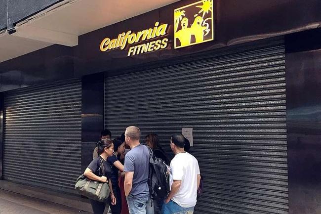 California Fitness liên tục đóng cửa hàng loạt phòng tập tại châu Á - Ảnh 2.