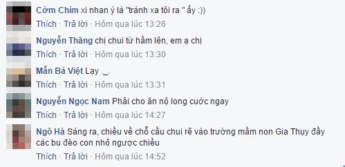 Video: Mẹ chở con nhỏ chạy ngược chiều trong hầm chui Thanh Xuân - Ảnh 2