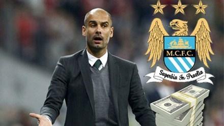 Guardiola sẽ nhận tổng cộng 20 triệu bảng nếu giúp Man City vô địch cả Champions League lẫn Premier League.