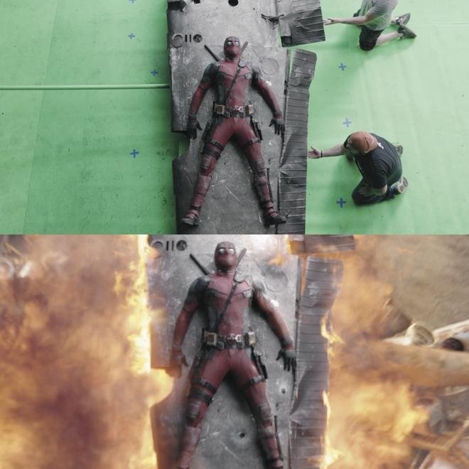 Ky xao dien anh da cuu song de che sieu anh hung Marvel hinh anh 2