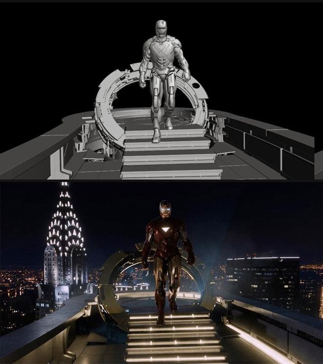 Ky xao dien anh da cuu song de che sieu anh hung Marvel hinh anh 8