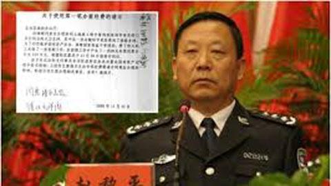 quan tham, quan chức tham nhũng, quan tham Trung Quốc, Trung Quốc, tham nhũng, hối lộ, bồ bịch, nhân tình, côn đồ, kẻ côn đồ, hung ác, thói côn đồ