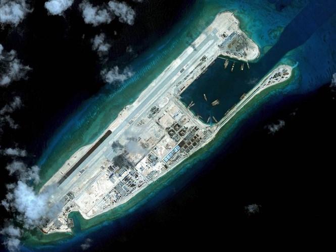 Sách trắng quốc phòng Nhật vạch rõ âm mưu quân sự hóa Biển Đông của Trung Quốc là nhằm đưa mọi chuyện vào thế đã rồi /// Reuters