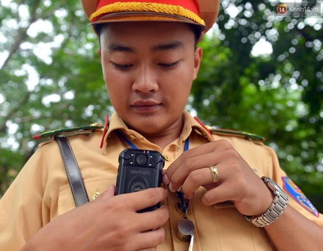 Thử nghiệm camera giám sát tại các đội 141 Hà Nội - Ảnh 2.
