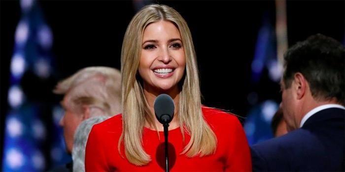 Vũ khí, bí mật, Trump, Ivanka, con gái, chiến dịch, vận động, ứng viên, Tổng thống, Mỹ