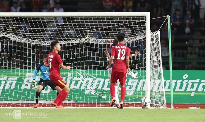 Niềm vui vỡ oà của U16 Việt Nam khi vào chung kết - ảnh thể thao