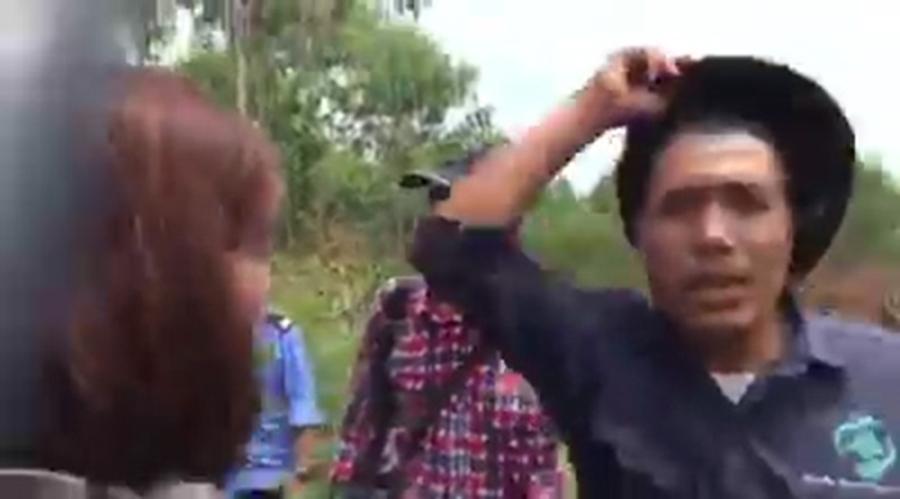 Formosa xả thải, phóng viên bị đánh, công ty Phú Hà, Formosa