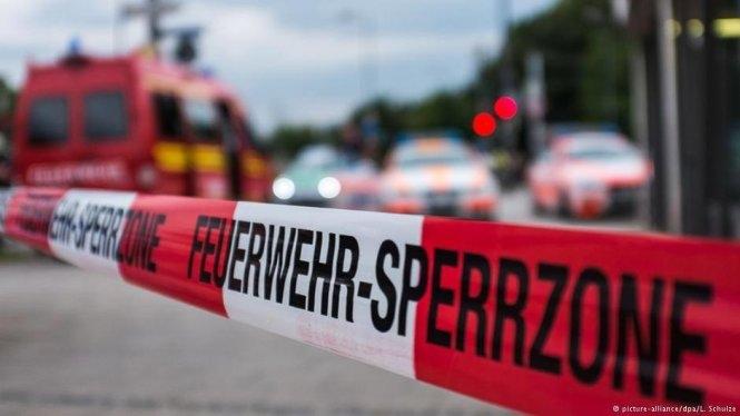 Cảnh sát Đức họp báo vụ xả súng ở Munich