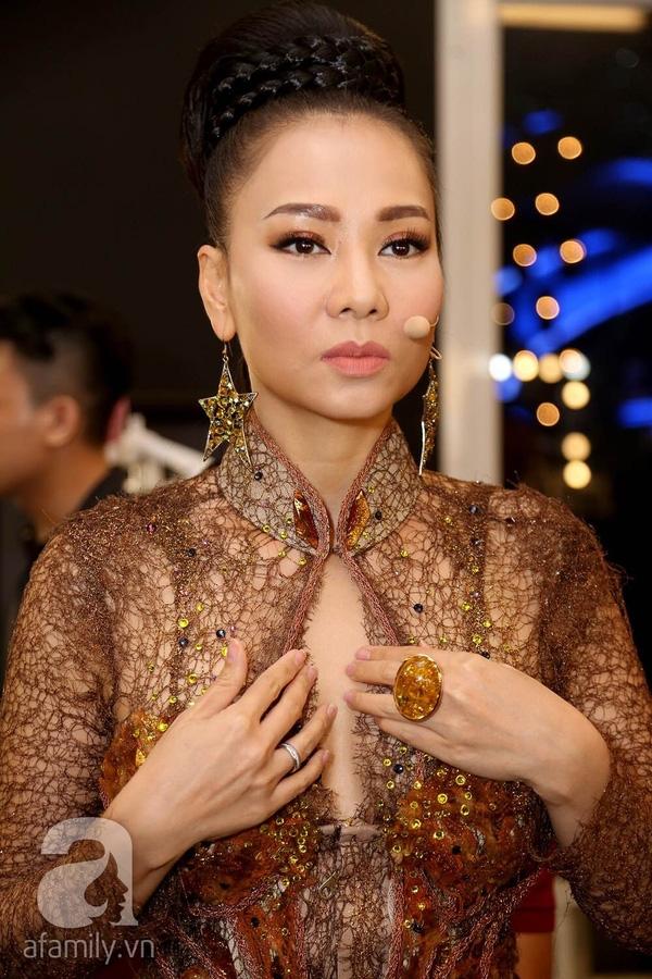 hậu trường vietnam idol