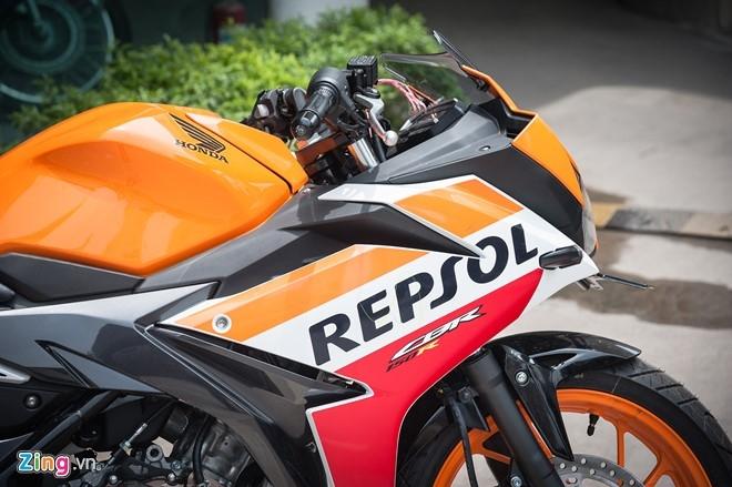 Honda CBR150R 2016 Repsol gia hon 100 trieu tai Ha Noi hinh anh 2