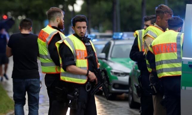 tấn công, xả súng, Munich, Đức, Nhà nước Hồi giáo, IS