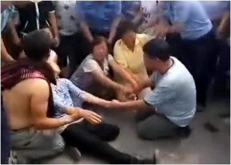 xả lũ, Trung Quốc, thiệt mạng