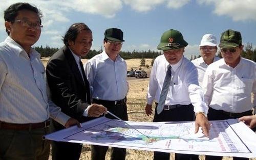 Bình Định chính thức dừng siêu dự án lọc dầu 22 tỷ USD