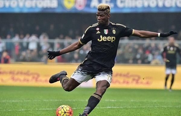Pogba từng rời khỏi Manchester United với rất nhiều tổn thương /// AFP