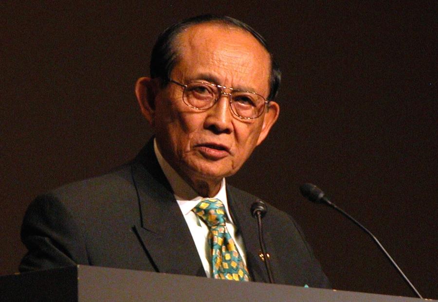 Cựu Tổng thống Philippines Fidel Ramos (Ảnh: Alchetron)