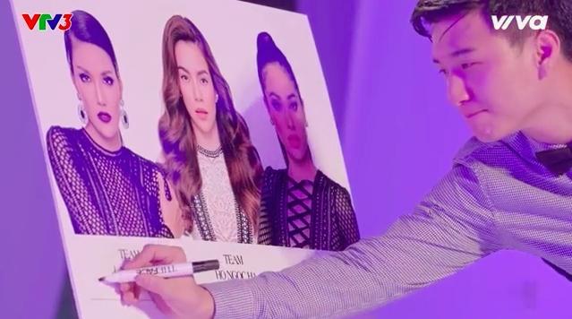 Dàn giám khảo khách mời The Face liên tục bị chỉ trích là chấm điểm cảm tính, thiếu chuyên nghiệp - Ảnh 4.