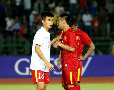 Đội trưởng U.16 Việt Nam xin lỗi người hâm mộ - ảnh 2