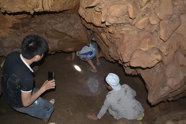 chảo lửa miền Trung, hang lạnh 20 độ, hang Đồng Cò, hang động nguyên sơ ở Nghệ An