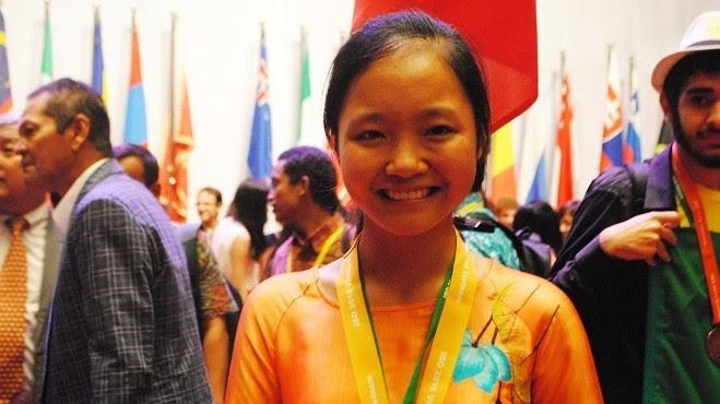 Olympic Sinh học quốc tế, Huy chương vàng Olympic Sinh học quốc tế