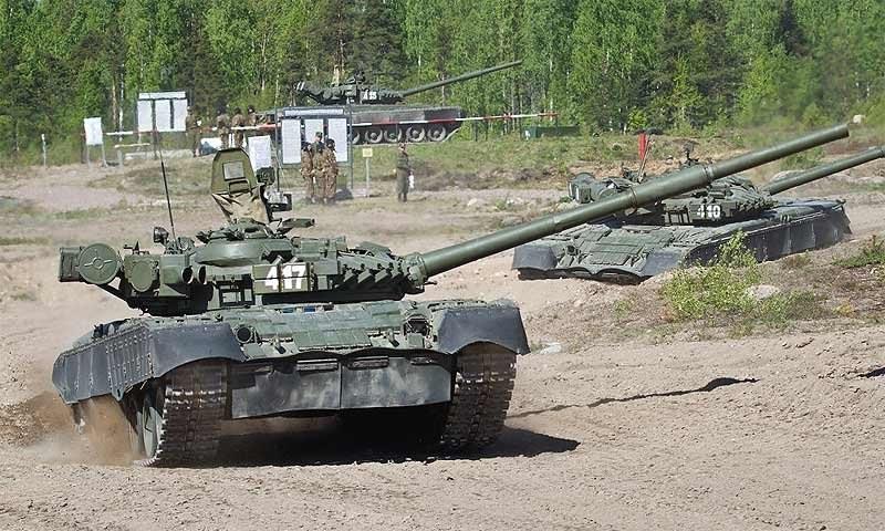 Tuong tan xe tang T-80B Nga muon ban cho Viet Nam-Hinh-2