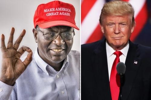 Anh trai Tổng thống Obama tuyên bố sẽ bỏ phiếu cho Donald Trump - Ảnh 1