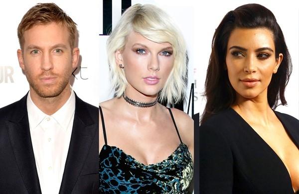Calvin Harris than mat voi Kim Kardashian hinh anh 1