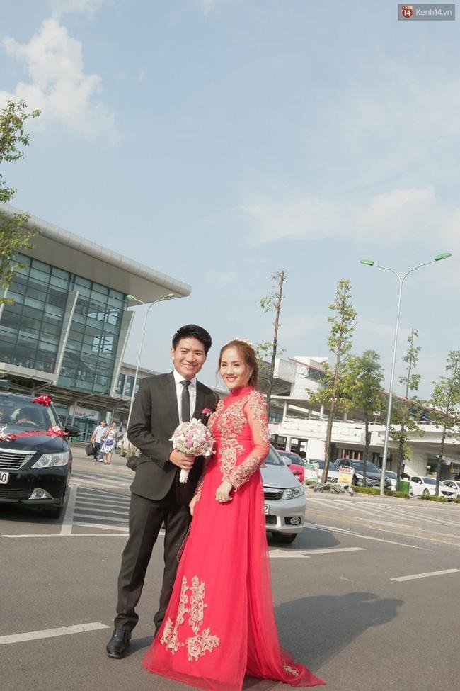 Cô dâu chú rể chi 3 tỷ cho đám cưới, rước dâu bằng máy bay và dàn xe ô tô 25 chiếc - Ảnh 3.