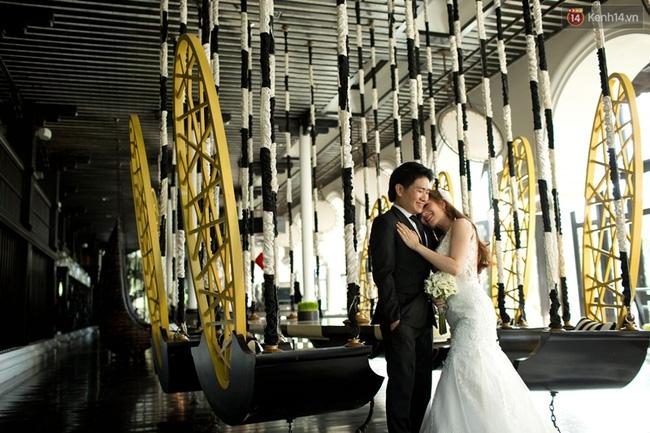 Cô dâu chú rể chi 3 tỷ cho đám cưới, rước dâu bằng máy bay và dàn xe ô tô 25 chiếc - Ảnh 13.