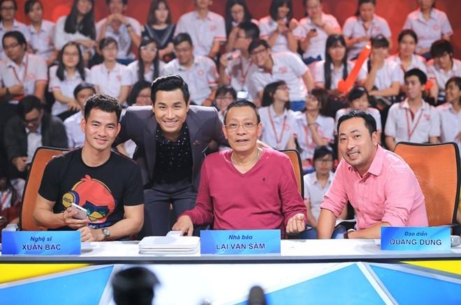 Lại Văn Sâm, nhà báo Lại Văn Sâm, VTV3, Lại Bắc Hải Đăng, truyền hình