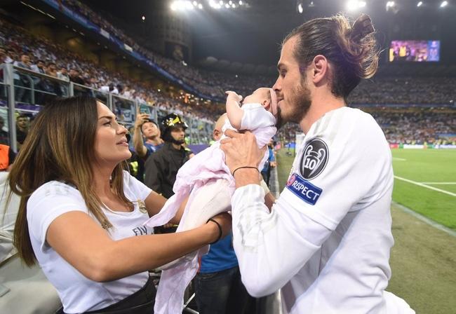 Gareth Bale tổ chức đám cưới ở Mỹ để bố vợ tù tội được chung vui - Ảnh 2.