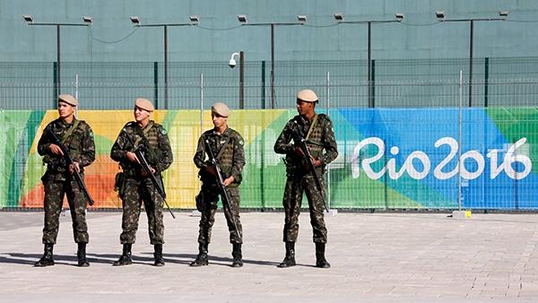 IS, Olympic 2016, Rio 2016, Brazil,Nga