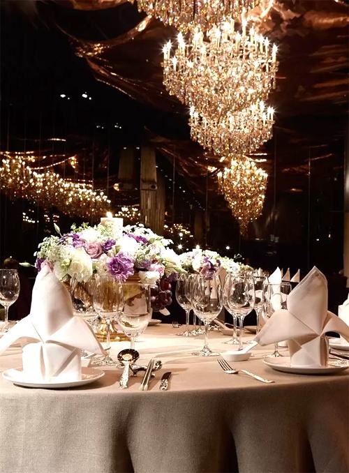 Palais de Chine Hotel, nơi diễn ra tiệc cưới tại Đài Bắc của Lâm Tâm Như.