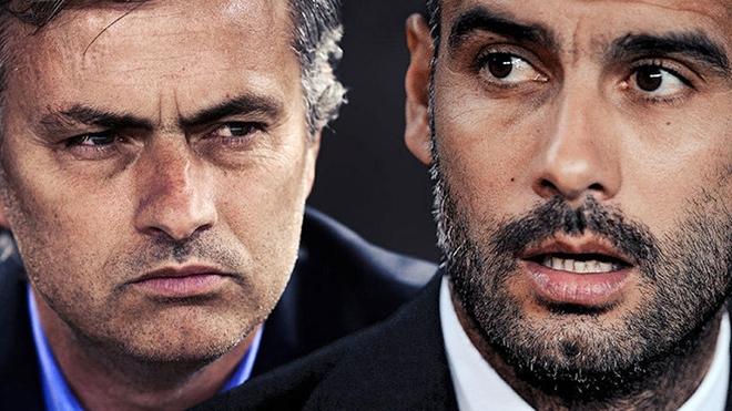 Mourinho tái ngộ Guardiola tại... Bắc Kinh: Diễn tập cho derby Manchester