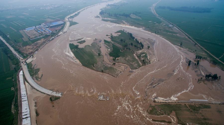 Mưa lũ hoành hành Trung Quốc, gần 200 người chết - ảnh 1