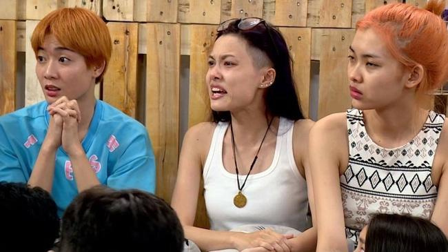 Next Top Model: Fung La trừng mắt khi bị tố xấu tính, giả tạo - Ảnh 3.