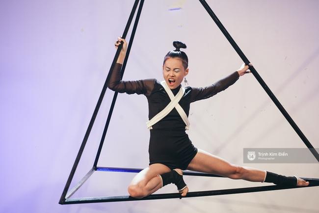 Next Top Model: Fung La trừng mắt khi bị tố xấu tính, giả tạo - Ảnh 10.
