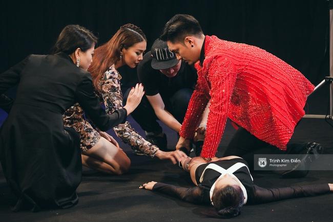 Next Top Model: Fung La trừng mắt khi bị tố xấu tính, giả tạo - Ảnh 14.