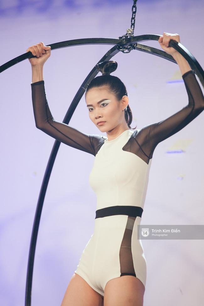 Next Top Model: Fung La trừng mắt khi bị tố xấu tính, giả tạo - Ảnh 17.