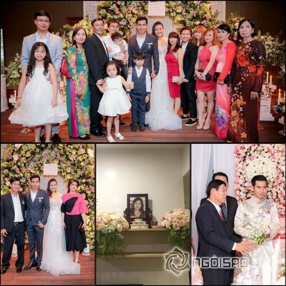 Ngọc Lan và gia đình chồng  1